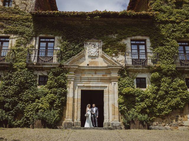La boda de Bairon y Nuria en Martimporra, Asturias 2