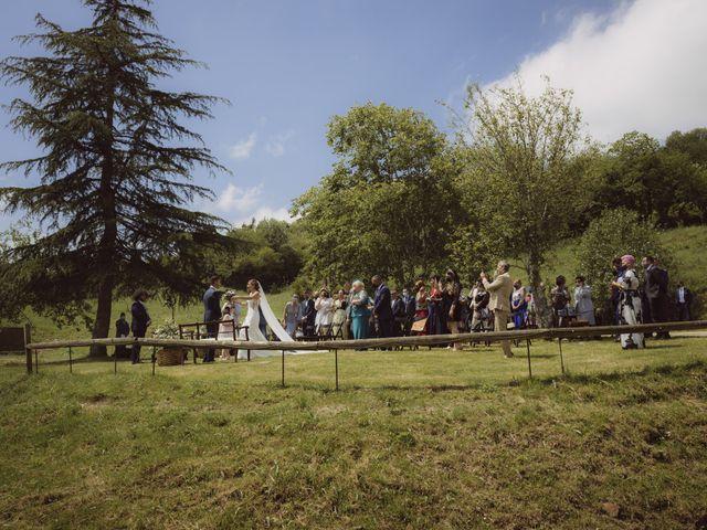 La boda de Bairon y Nuria en Martimporra, Asturias 7