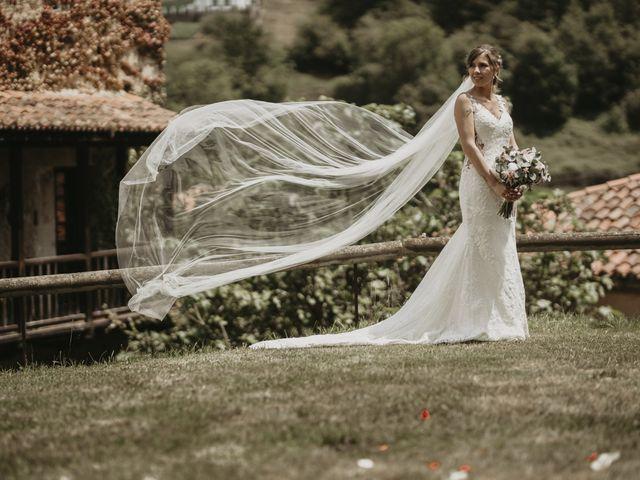 La boda de Bairon y Nuria en Martimporra, Asturias 12