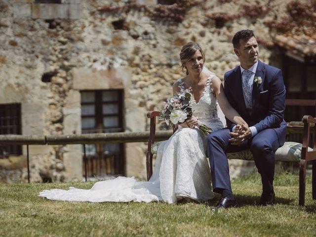 La boda de Bairon y Nuria en Martimporra, Asturias 21
