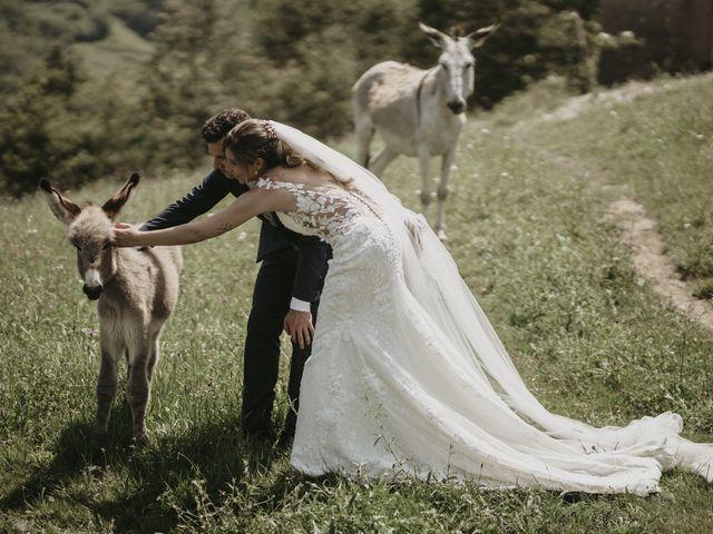 La boda de Bairon y Nuria en Martimporra, Asturias 24