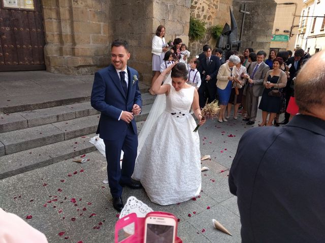 La boda de Guadalupe y Ismael