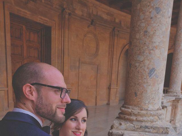 La boda de Miguel y Marina en Granada, Granada 5