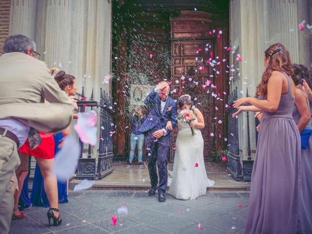 La boda de Miguel y Marina en Granada, Granada 6