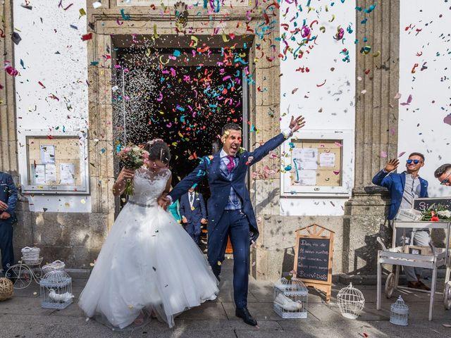 La boda de Antonio y Paula en Cee, A Coruña 1