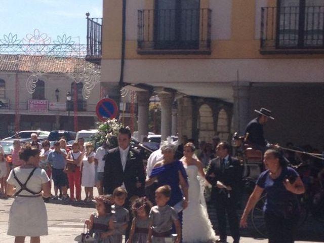 La boda de Sandra y Carlos en Peñaranda De Bracamonte, Salamanca 4