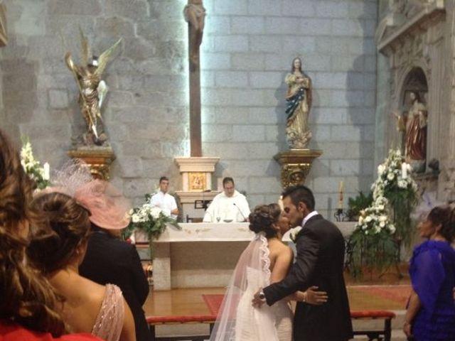 La boda de Sandra y Carlos en Peñaranda De Bracamonte, Salamanca 7