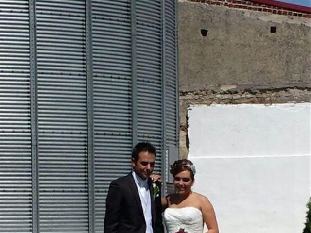 La boda de Sandra y Carlos en Peñaranda De Bracamonte, Salamanca 11