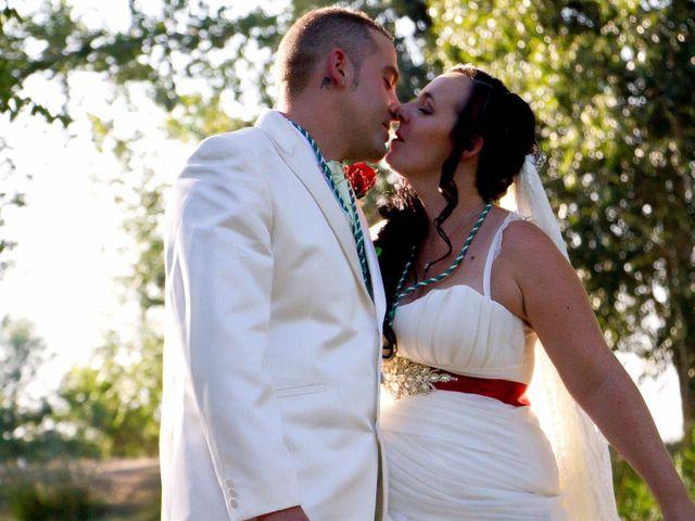 La boda de Vanesa y Ricardo