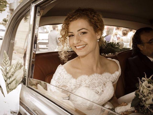 La boda de David y Carla en El Puig, Valencia 2