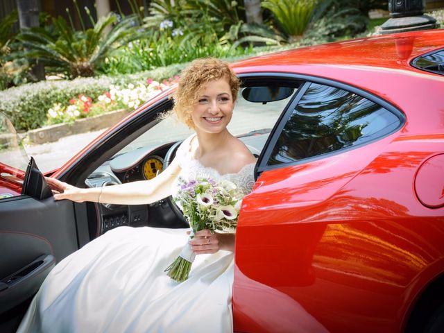 La boda de David y Carla en El Puig, Valencia 3