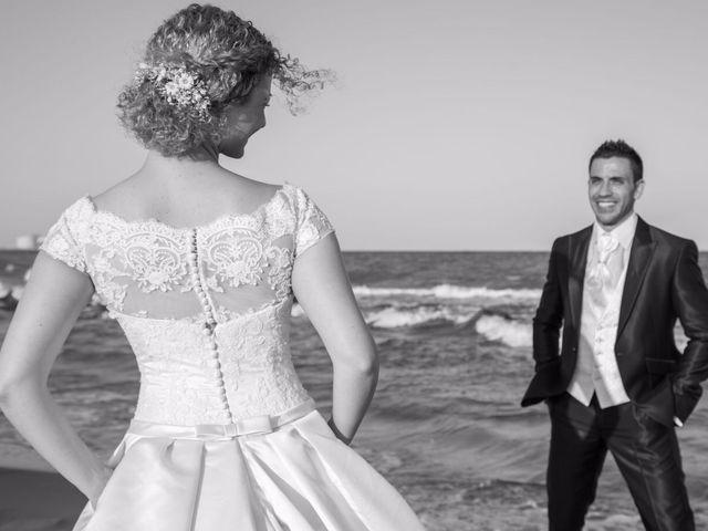 La boda de David y Carla en El Puig, Valencia 4