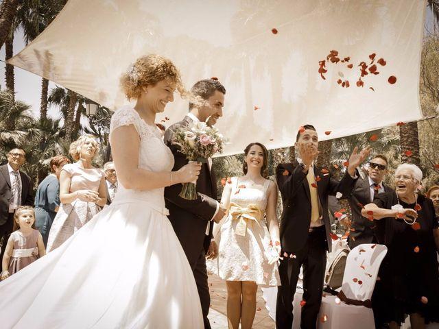 La boda de David y Carla en El Puig, Valencia 5