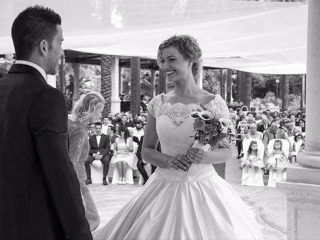 La boda de David y Carla en El Puig, Valencia 8