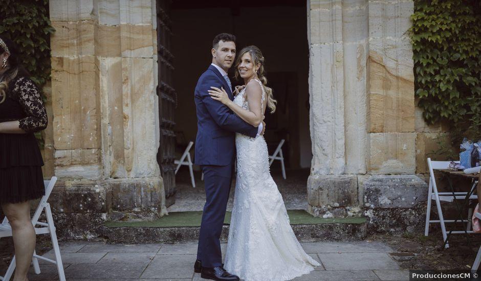 La boda de Bairon y Nuria en Martimporra, Asturias
