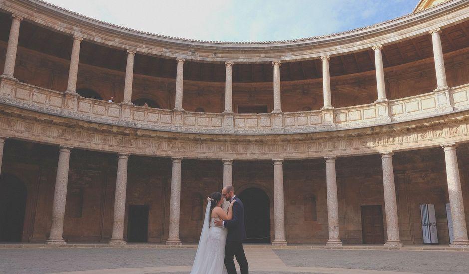 La boda de Miguel y Marina en Granada, Granada