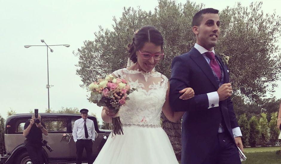 La boda de Antonio y Paula en Cee, A Coruña