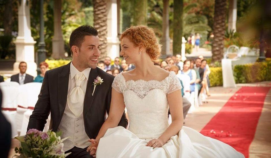 La boda de David y Carla en El Puig, Valencia