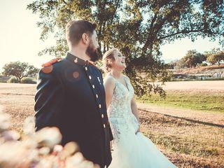La boda de Rosalía y José 2