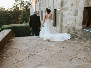 La boda de Cristina  y Abelardo  1