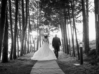 La boda de Cristina  y Abelardo