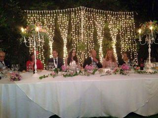 La boda de Rocío y Luciano