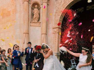 La boda de Mar y Cristian  1