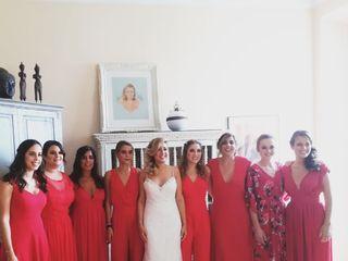 La boda de Mar y Cristian  3