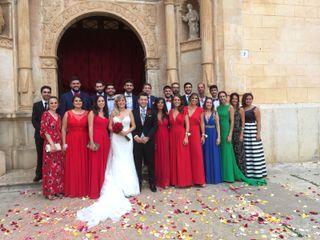 La boda de Mar y Cristian