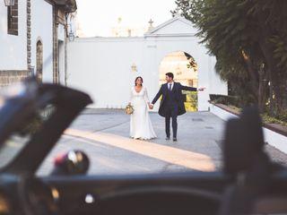 La boda de María Marín y Fernando 3