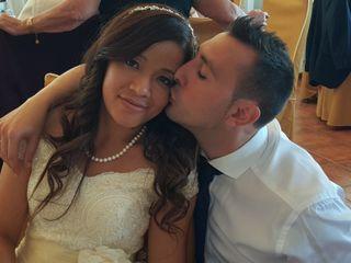 La boda de Aarati y Iván