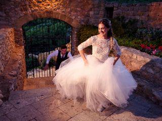 La boda de Maria y Juli