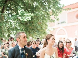 La boda de Iosune y Txomin 1