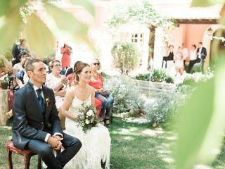 La boda de Iosune y Txomin