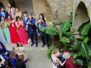 La boda de Jorge y Cristina  1