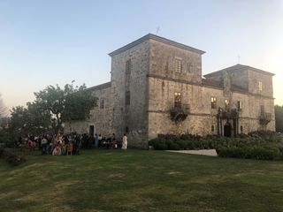 La boda de Jorge y Cristina  3