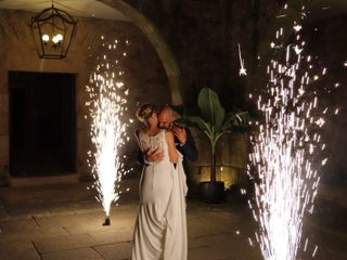 La boda de Jorge y Cristina