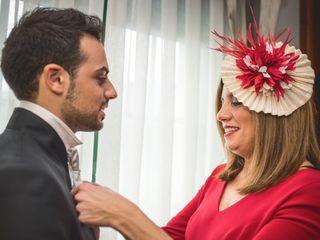 La boda de Llanire y Iago 2