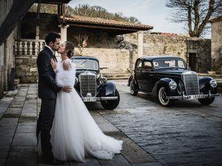 La boda de Llanire y Iago