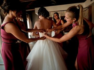 La boda de Sonia Diez y Andrés Fuentes 1