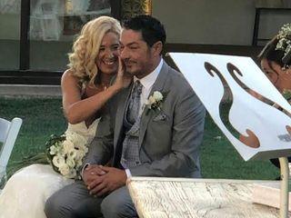 La boda de Paz y Roge 1