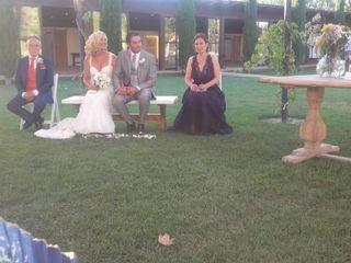 La boda de Paz y Roge 2