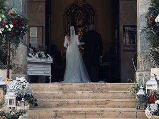 La boda de Elena y Francisco 1