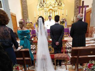 La boda de Elena y Francisco 2