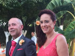 La boda de Mónica y Andrés 1