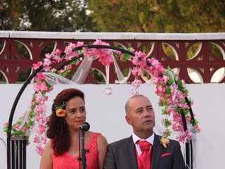 La boda de Mónica y Andrés