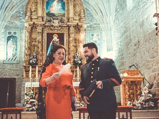 La boda de José y Rosalía en El Puente Del Arzobispo, Toledo 28
