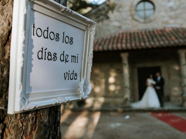 La boda de Abelardo  y Cristina  en Navarredonda De Gredos, Ávila 5