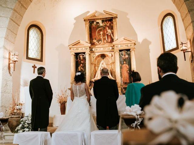 La boda de Abelardo  y Cristina  en Navarredonda De Gredos, Ávila 7