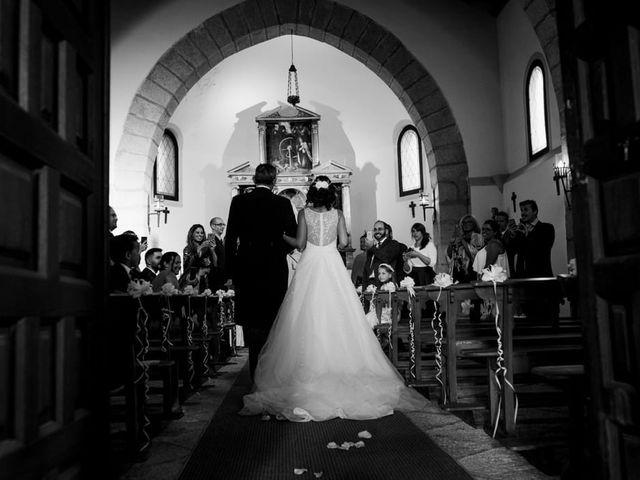 La boda de Abelardo  y Cristina  en Navarredonda De Gredos, Ávila 8